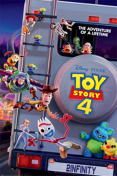 toy story 4 adventure of a lifetime i74240